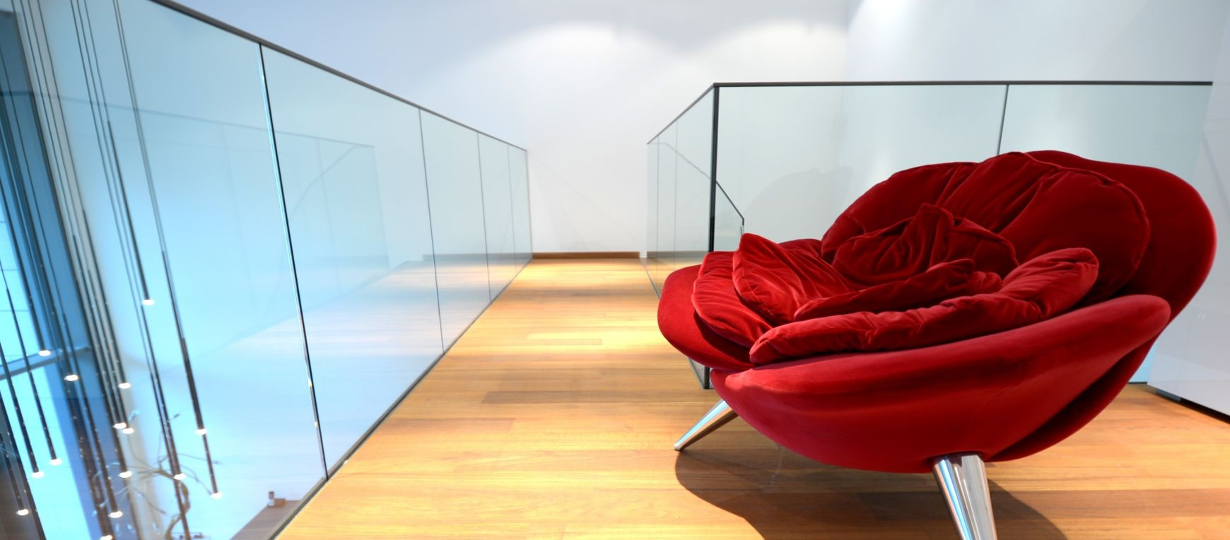 Background fauteuil rouge